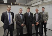"Towards entry ""Inauguration of Germany's highest resolution lab-based X-ray microscope at CENEM"""